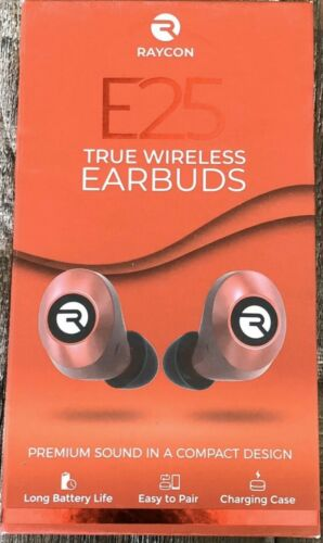 New Raycon E25 True Wireless Earbuds Red Stereo Sound Nib Buy Products Online With Ubuy Ghana In Affordable Prices 164168621197