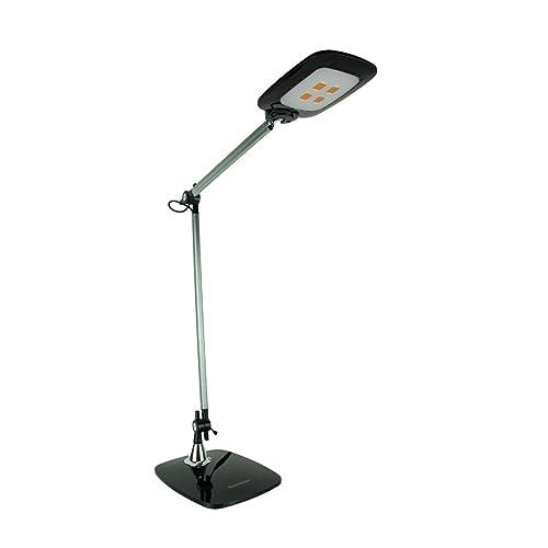 Metal Desk Lamps Tensor Black And, Tensor Desk Lamp Parts