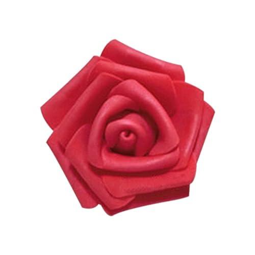 Buy Oahdati Gold Foam Heads Blush Prime Wall Roses Pink Stem Flowers Head Mini Small Black Bulk Teddy Orange Wedd 100pcs Bag 6cm Foam Rose Heads Artificial Flower Wedding Oration Red Online