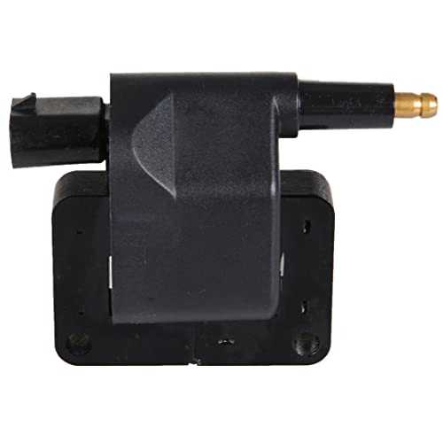 Ignition Coil Pack for 91-97 Dodge B D W Dakota Ram Ramcharger Jeep Cherokee Comanche Wrangler L4 V8 Compatible with C932 UF-97