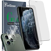 2 Pack Camera Lens Protector Tempered Glass for Samsung Galaxy Note 20 Ultra 5G Ferilinso 2 Pack Flexible Film Screen Protector Ultrasonic Fingerprint Compatible Anti-Scratch 4 Pack